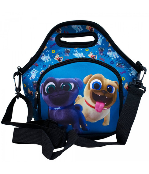Bolsa Térmica Puppy Dog Pals 26x15x29cm