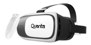 Oculos De Realidade Virtual Quanta Com Controle Bluetooth
