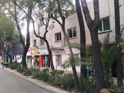 Imagen 1 de 12 de Oficina En Renta En Colonia Roma Sur Cuahutemoc, Oficina En Renta De 28 Metros Cuadrados