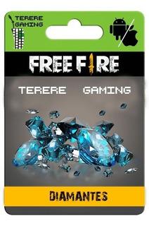 Diamantes Free Fire - Recarga Directa