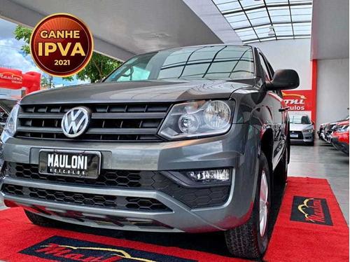 Volkswagen Amarok 2.0 Cd 4x4 S Diesel Manual