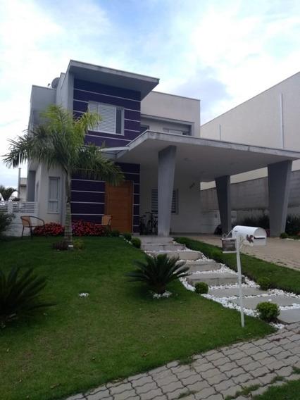 Casa Para Venda No Condomínio Terras De Atibaia I Em Atibaia - Ca82