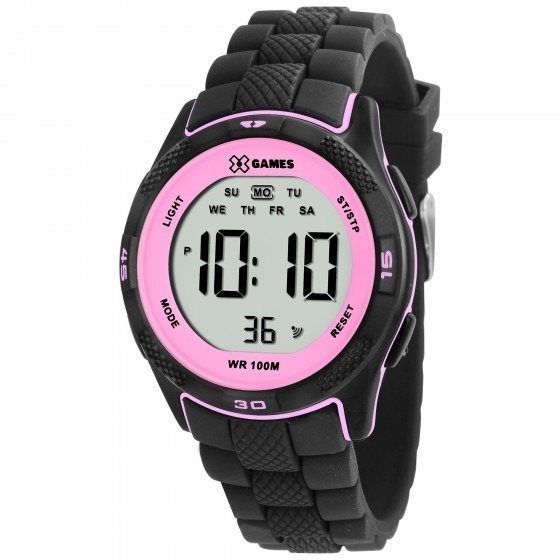 Relógio Digital Feminino Esportivo X-games Xmppd353 Bxpx