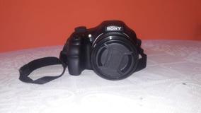 Câmera Semi Profiss Digital Sony Cyber-shot Dsc Hx300 Zoom