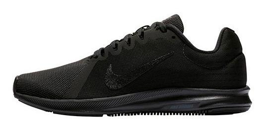 Tenis Nike Downshifter 8 908994-002 Negro Jr Pv