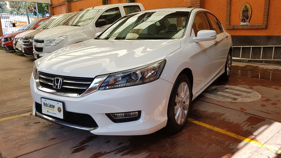 Honda Accord Exl L4 Navi 2013
