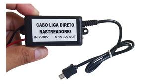 Carregador Portátil Rastreadores Ligação Direta