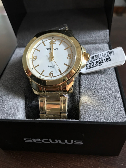 Relógio Seculus Feminino