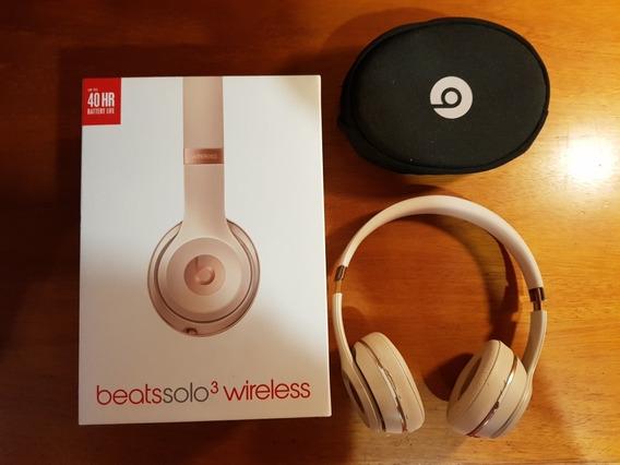 Beats Solo 3 Matte Gold