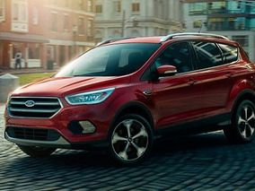 Ford Kuga 2.0 Sel Anticipo Y Cuotas