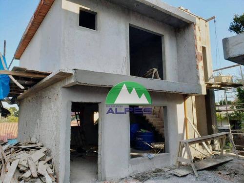 Sobrado Com 3 Dormitórios À Venda, 85 M² Por R$ 339.000,00 - Bairro Alto - Curitiba/pr - So1371