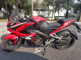 Motocicleta Pulsar Rs 200, Marca Bajaj, Modelo 2016