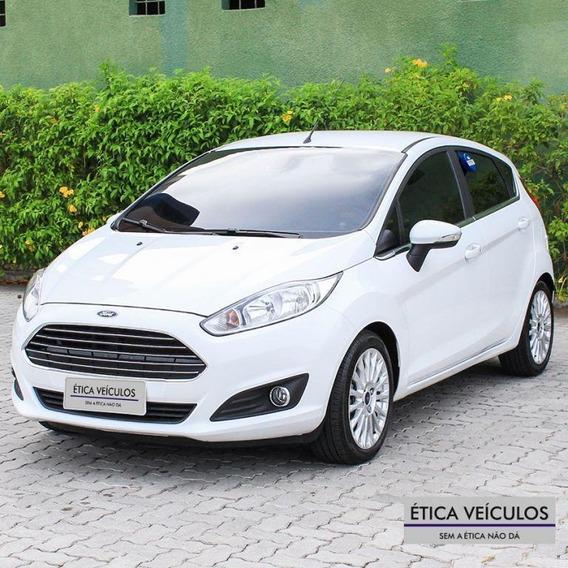 Fiesta Tit./tit.plus 1.6 16v Flex Aut.