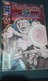 Hq 4 Fantasticos 5 Marvel Comics Fantastic Four 5 Maio 1996