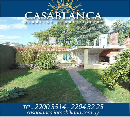 Casablanca - Hermosa Casa En Impecable Estado