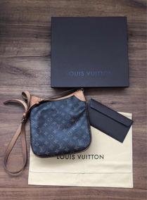 Bolsa Louis Vuitton Original Com Nf Odéon Pm E Documentações