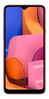 Celular Samsung Galaxy A20s 32 Gb Rojo Dual Sim