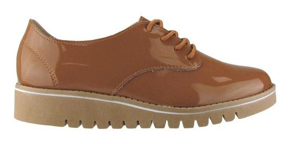Zapatos Abotinados Acordonados Beira Rio Confort Hot Rimini