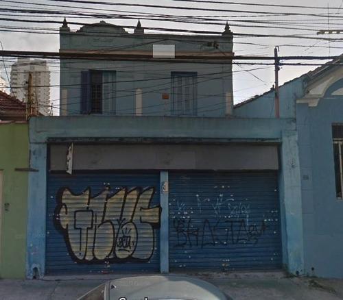 Imagem 1 de 9 de Galpão  Comercial Para Locação, Tatuapé, São Paulo. - Ga0034