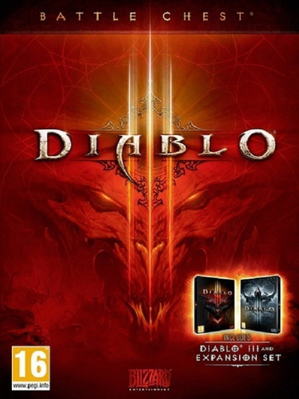 Diablo 3 Battle Chest Pc - Blizzard Key (envio Já)