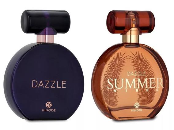 Kit Perfume Dazzle E Dazzle Summer Lançamento Hinode