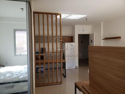 Imagem 1 de 11 de Flat Para Aluguel, 1 Quarto, 1 Suíte, 1 Vaga, Parque Industrial Lagoinha - Ribeirão Preto/sp - 3547
