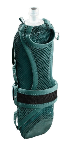 Salomon Porta Botella Running Pulse Handheld Verde