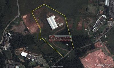 Galpão À Venda, 5400 M² Por R$ 25.000.000 - Corredor - Itaquaquecetuba/sp - Ga0003