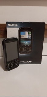 Celular Motorola Nextel Titanium - Não Liga - Retirada Peças