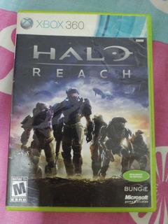 Videojuego Halo Reach Para Xbox 360