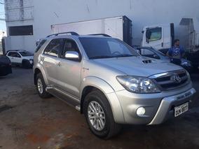 Toyota Hilux Sw4 2007/2007 Completa A Mais Nova Do Brasil