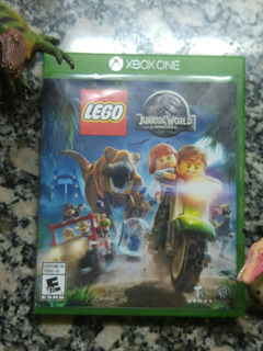Lego Jurassic World Xbox One Físico Original