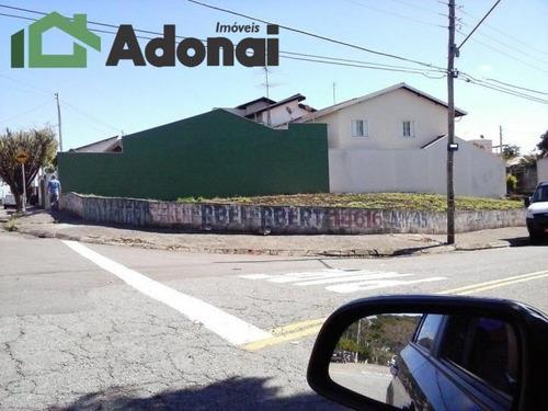 Terreno  Residencial À Venda, Jardim Torres São José 500m2 Esquina  E Comercial - 923