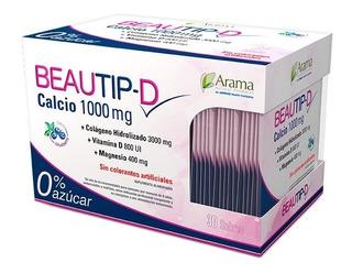 Colágeno Hidrolizado Beautip - D Para Déficit De Calcio