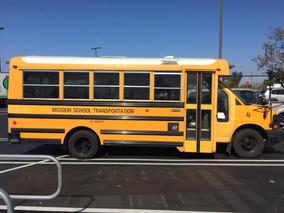 Chevrolet Van School Bus Short