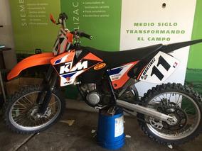 Ktm Sx125 Naranja
