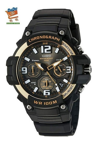 Imagen 1 de 3 de Reloj Casio Hombre Heavy Duty Mcw-100h - Nuevo
