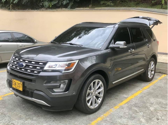 Ford Explorer New Edition Full Equipo