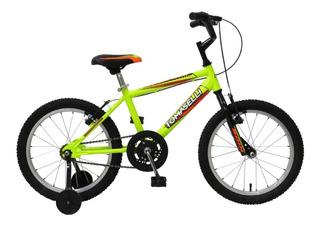 Bicicleta Tomaselli Kids Para Niños Rodado 16