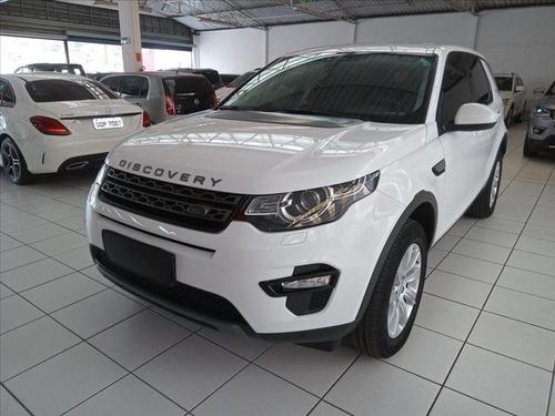 Imagem 1 de 8 de Land Rover Discovery Sport Discovery Sport 2.0 Se Awd Td4 Tu