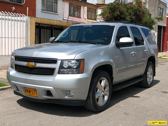 Chevrolet Tahoe 4x4 5300icc 7psj At Aa Ab Abs Dh Tc