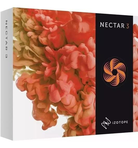 Izotope Nectar 3.1 /win 32x64 Bits - Licenciado Versão 2020