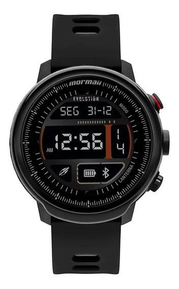 Relógio Monitor Cardiaco Smartwatch Mormaii Evolution