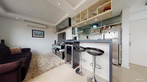Apartamento À Venda, 67 M² Por R$ 550.000,00 - Petrópolis - Porto Alegre/rs - Ap3748