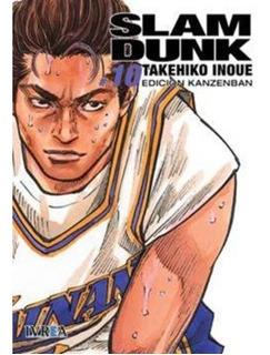 Manga Slam Dunk Ed. Kanzenban # 10 - Takehiko Inoue