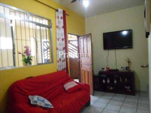 Casa 04 Dorm | 135 M2 | 1 Vaga De Garagem | São Vicente - 1861-47