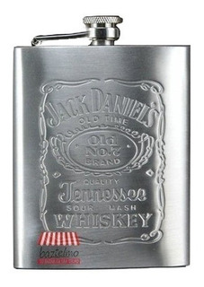 Petaca Licor Botella Acero Inox Jack Daniels Envio