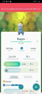Pokemon Go Bagon