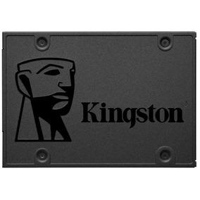Hd Ssd Kingston 120gb Sata A400 6gb/s Pc Notebook Novo
