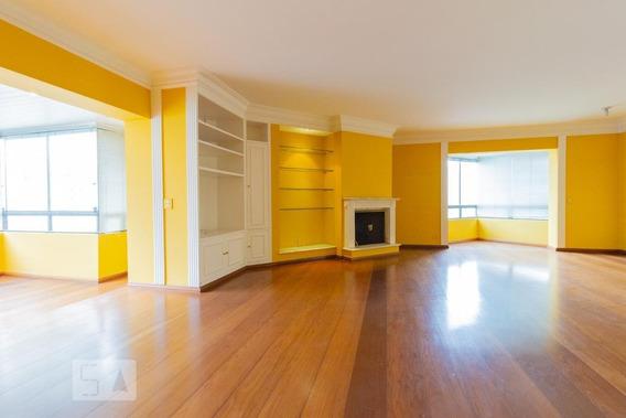 Apartamento Para Aluguel - Campo Belo, 4 Quartos, 300 - 893038889